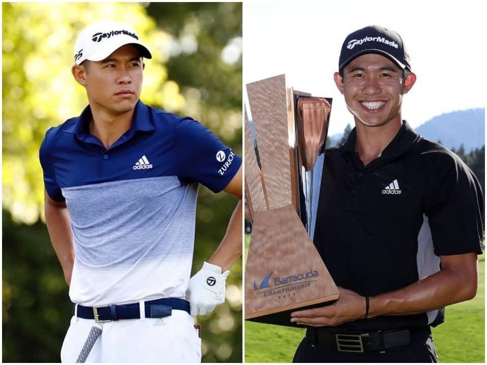 Golfer Collin Morikawa Girlfriend / Collin Morikawa Net ...